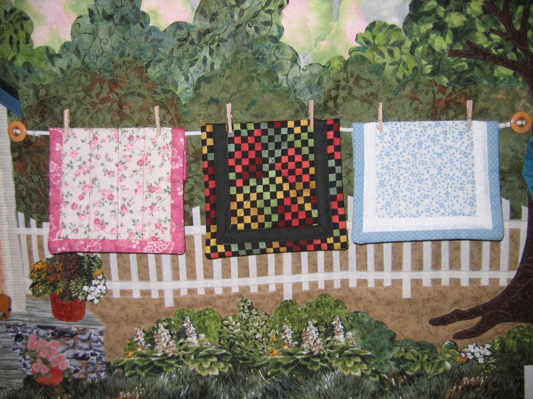 Western Nc Quilters Guild 2010 Harvest Of Quilts Show