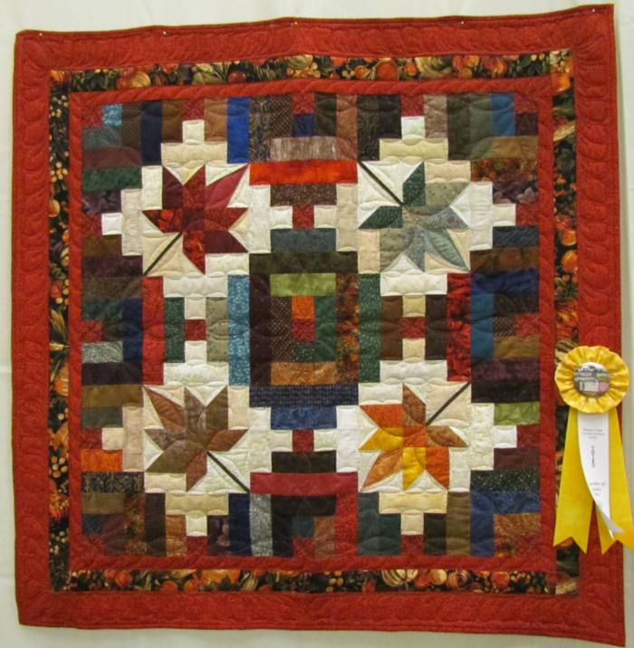 2014 Garden Of Quilts Show Traditional Quilts Winners